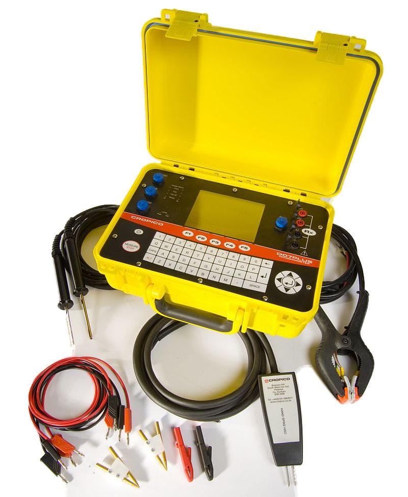 Thiết bị đo điện trở một chiều DO7 Plus