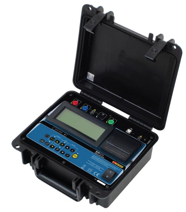 Thiết bị đo điện trở đất và điện trở suất của đất EM4058
