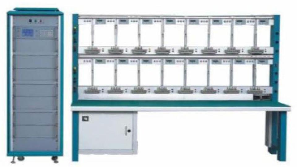 Bản kiểm tự động kiểm định công tơ 3 pha TF9300