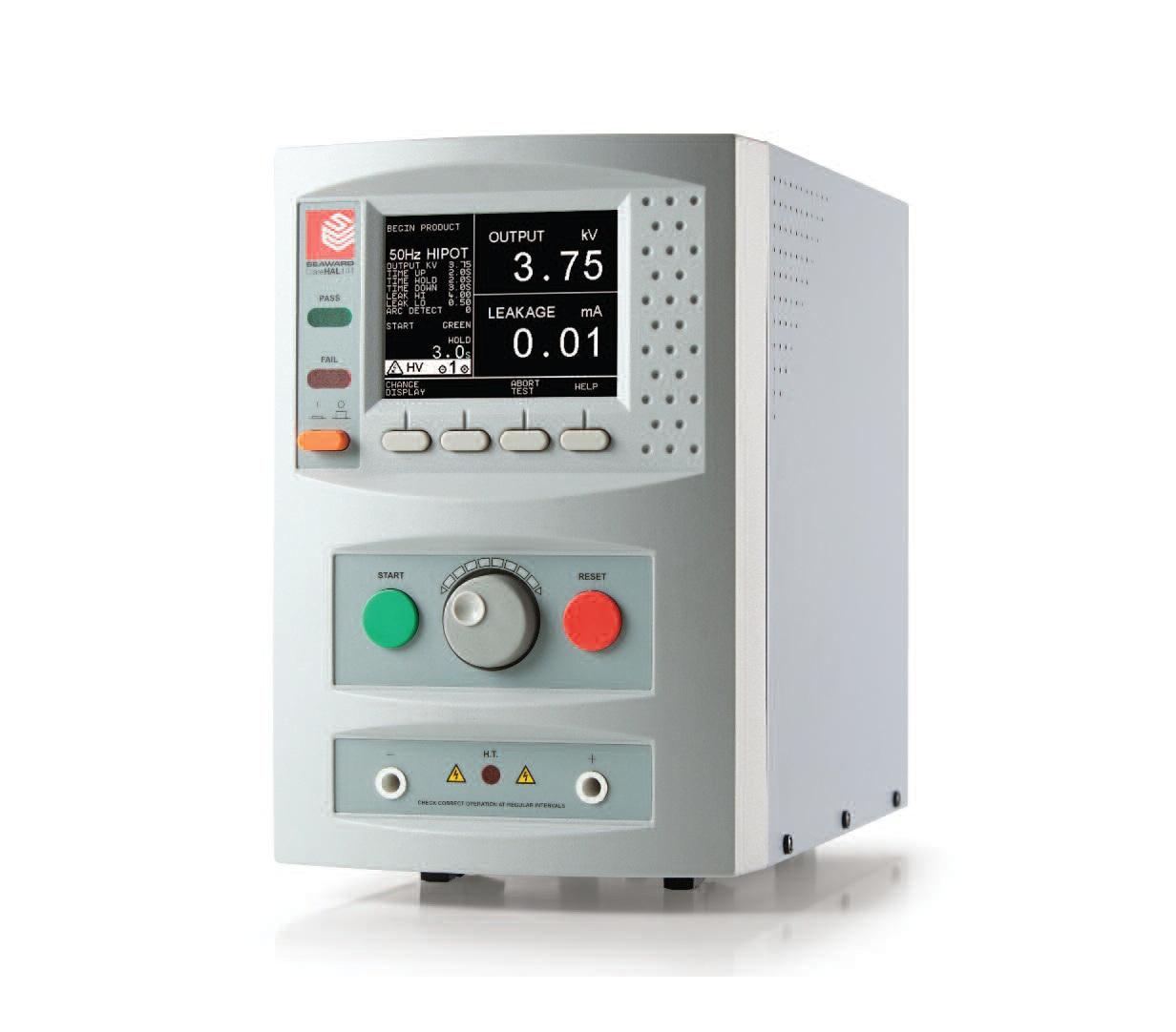 Thiết bị kiểm tra an toàn điện đa năng HAL 104