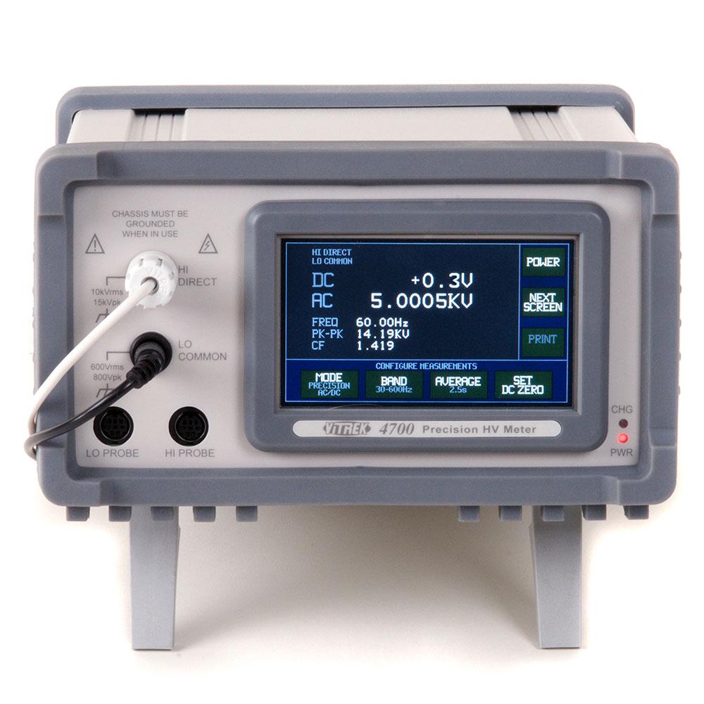 Đồng hồ đo cao áp AC, DC độ chính xác cao