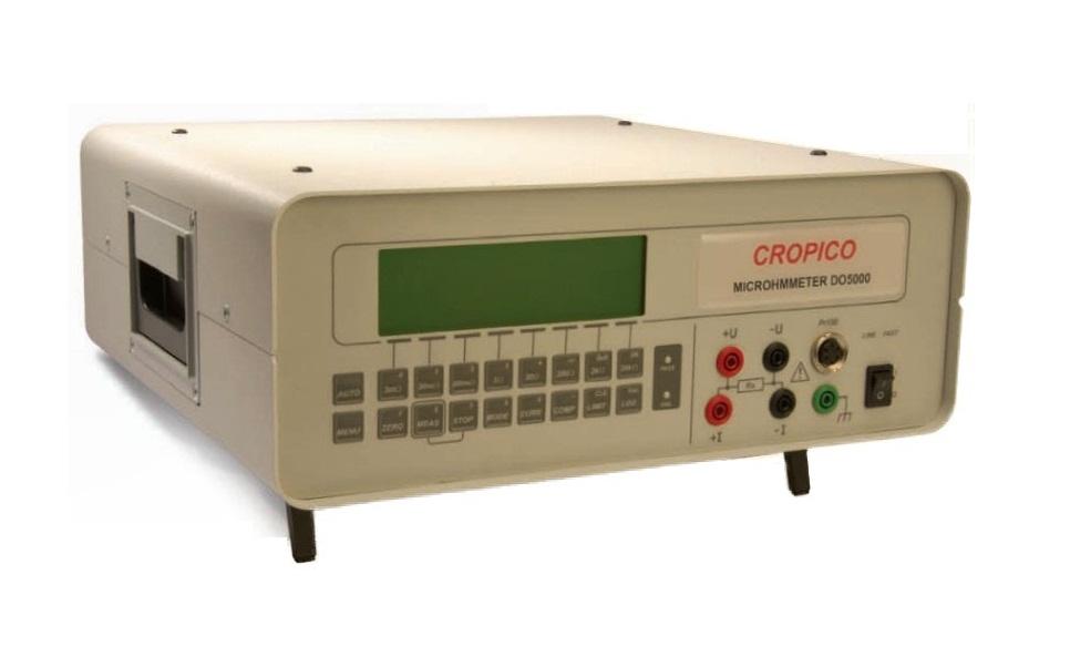 Máy đo điện trở và điện trở suất của cáp DO 5000