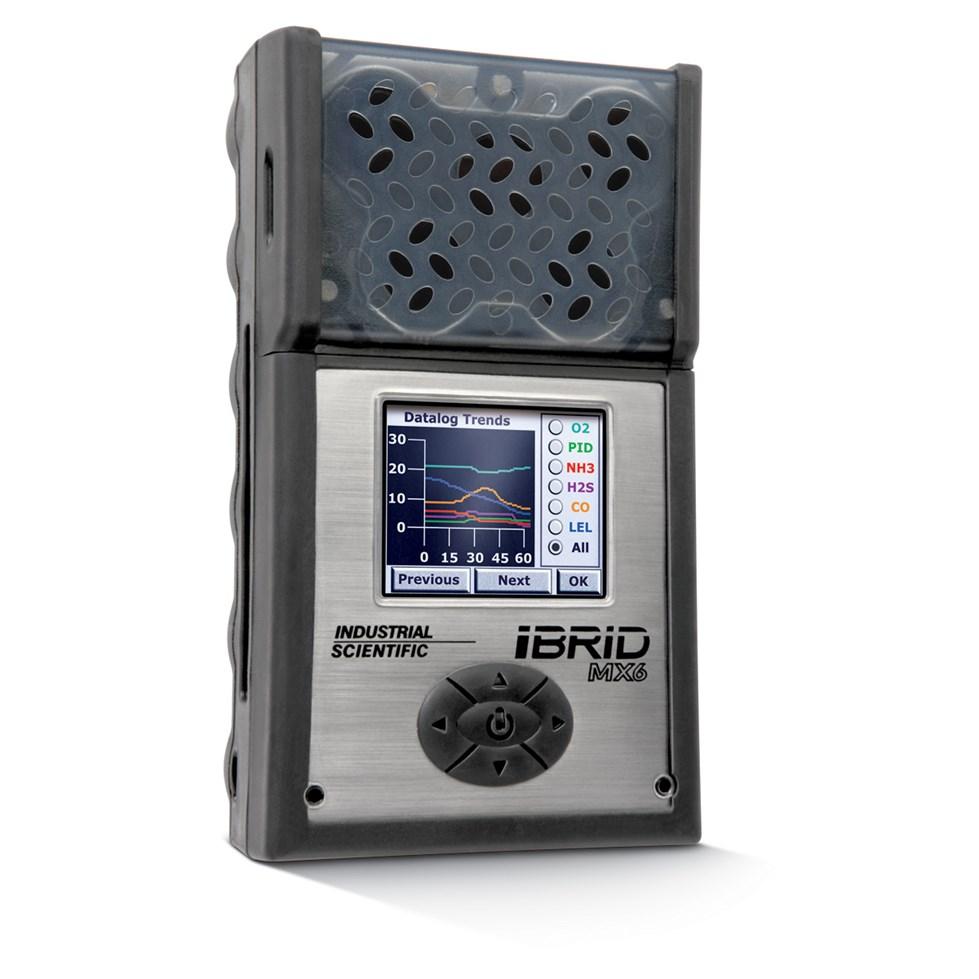 Máy đo khí độc đa chỉ tiêu (từ 1 đến 6 khí đồng thời)