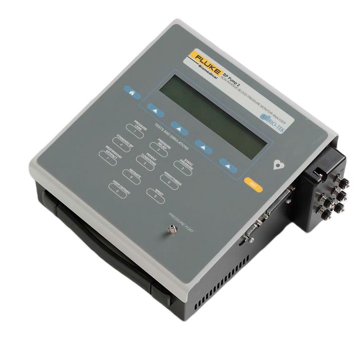 Thiết bị kiểm tra, hiệu chuẩn Máy đo huyết áp không xâm nhập