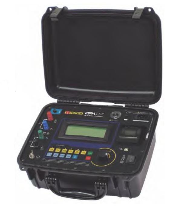 Máy đo điện trở cuộn dây máy biến áp độ chính xác cao MPK257