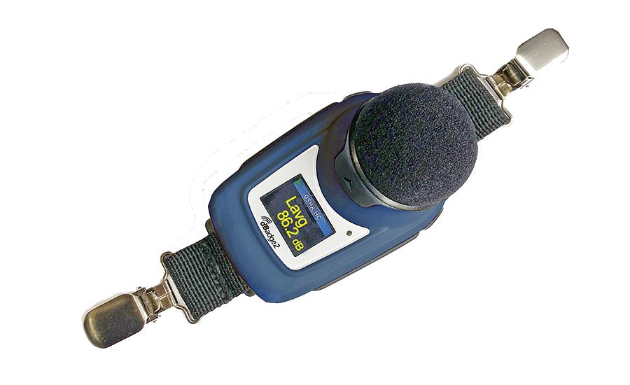 Máy đo liều ồn cá nhân